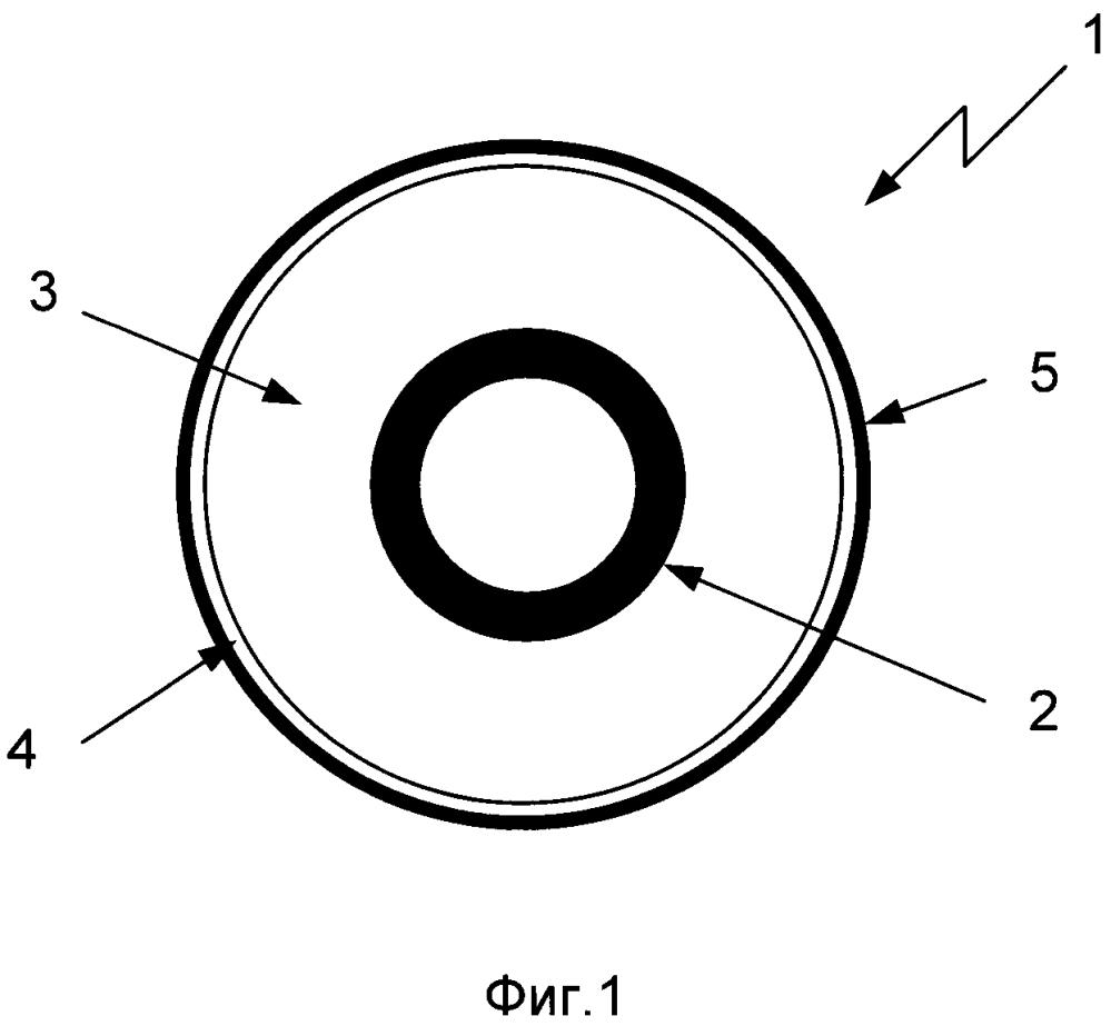 Теплоизолированная многослойная полимерная труба и способ ее изготовления