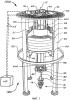 Станок-качалка с противовесом и реверсивными двигателями