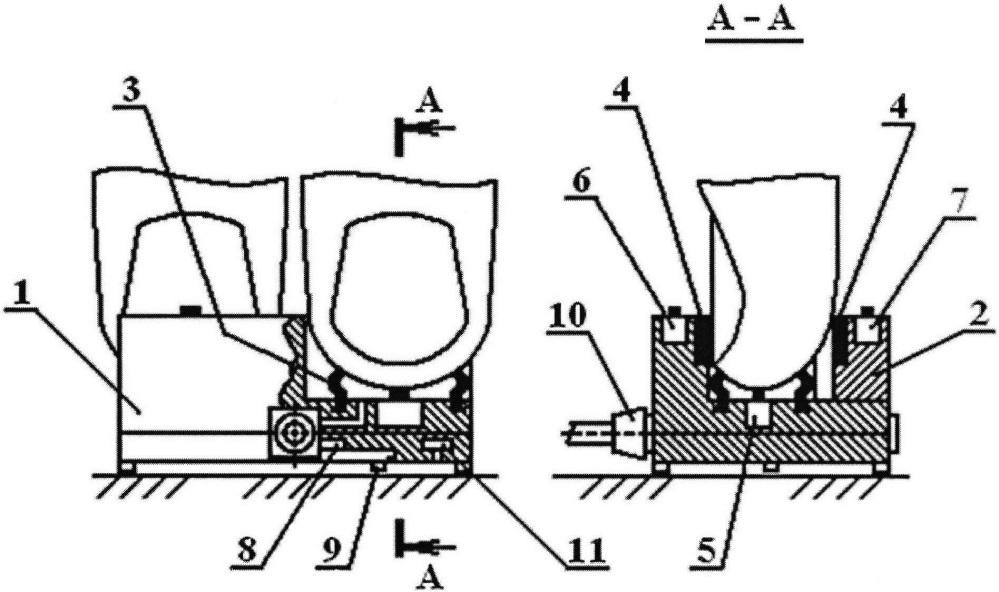 Компактное указательное устройство мышь