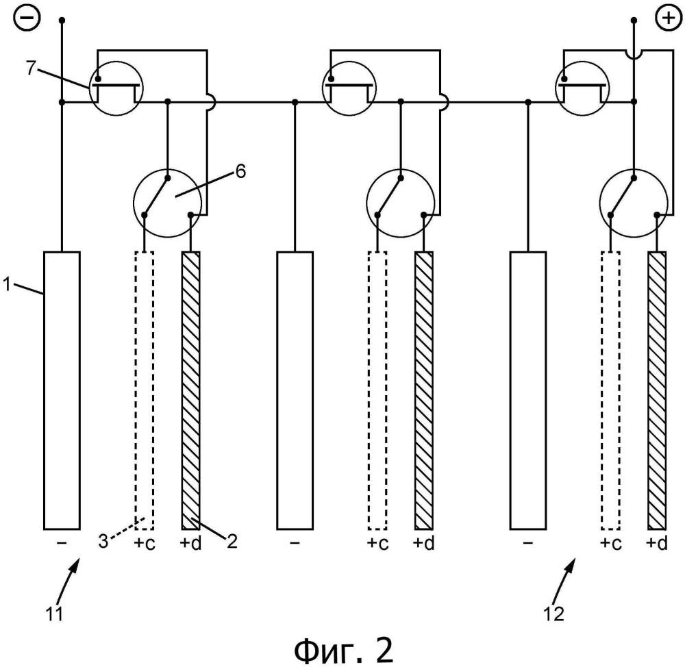 Управление зарядом металл-воздушной батареи