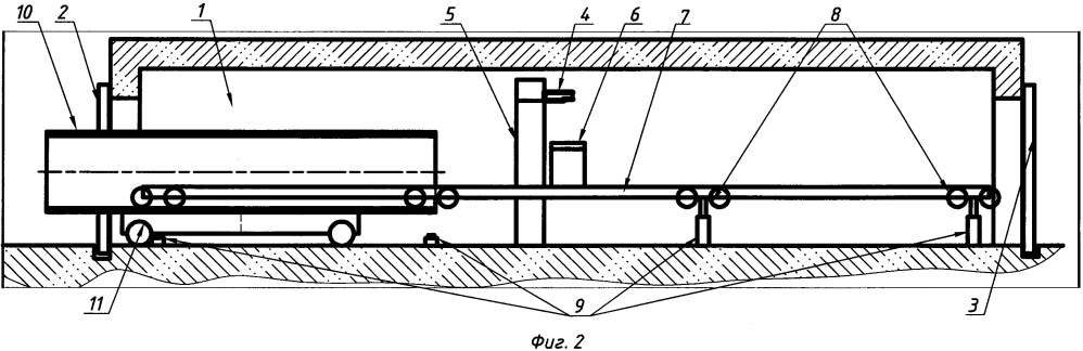 Способ рентгеновского контроля труб и устройство для его осуществления