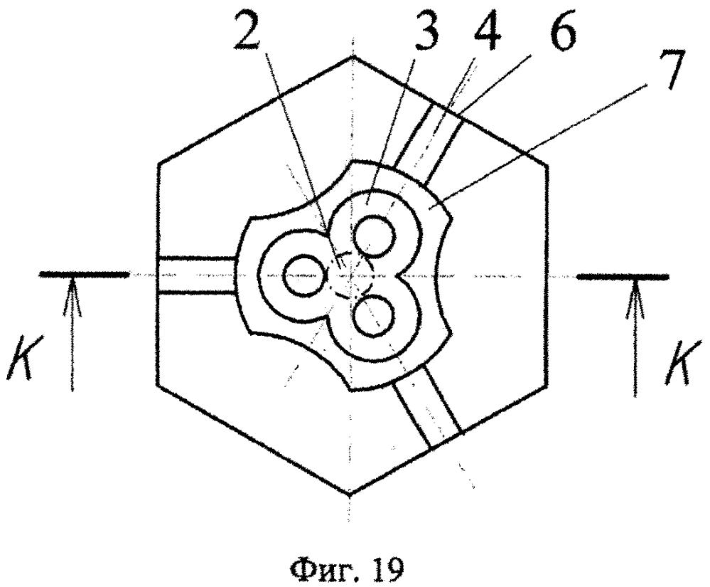 Детонационный диод-разветвитель (варианты)