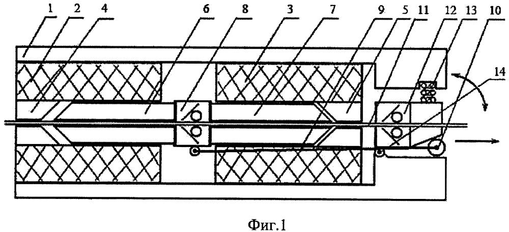 Механизм для импульсной подачи сварочной проволоки