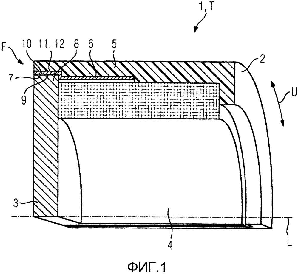 Торцевая крышка ротора для электрических генераторов