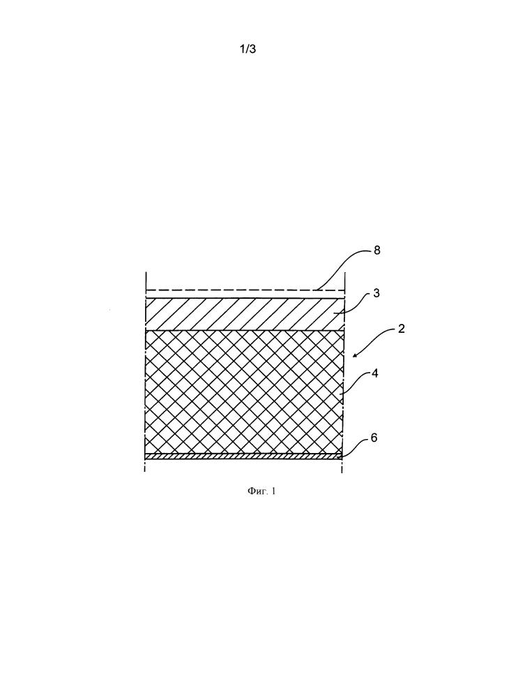 Защитный слой со звукоизолирующими свойствами, в частности, для поверхностей из древесных материалов и ламинат со звукоизолирующими свойствами