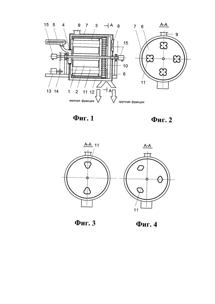Устройство получения поризованной гранулированной аммиачной селитры