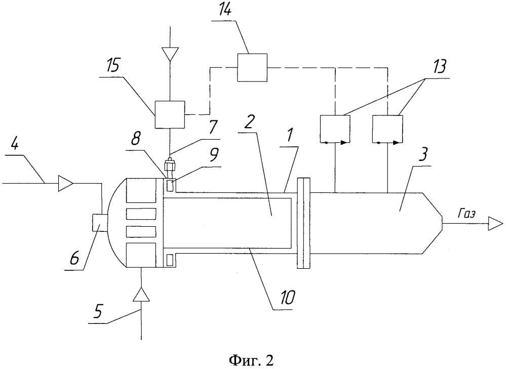 Способ образования газа в газогенераторе и газогенератор (варианты)
