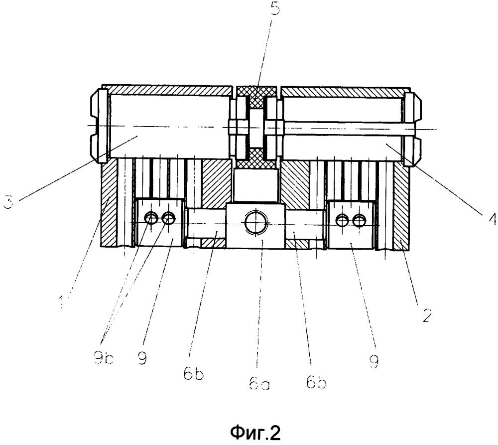Цилиндрический замок с шунтирующим элементом, соединяющим части корпуса