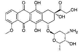 Стабильный кристаллический моногидрат эпирубицина гидрохлорида и способ его получения