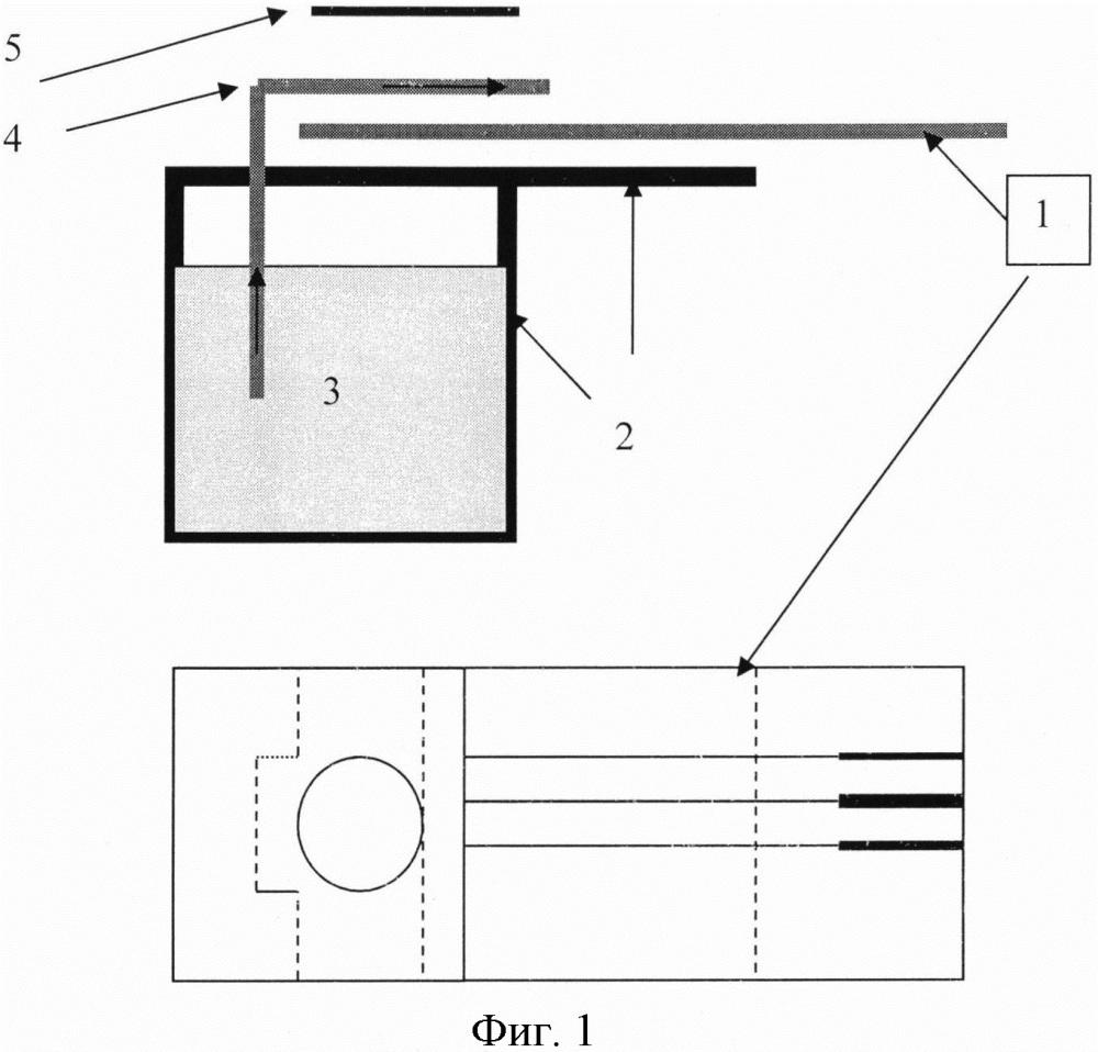 Электрохимический сенсор для мониторинга воздуха на содержание токсичных веществ