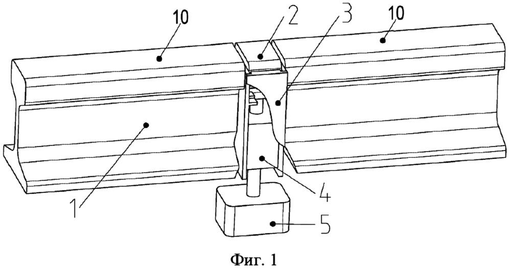 Устройство для испытания силы электромагнитного притяжения магнитного рельсового тормоза