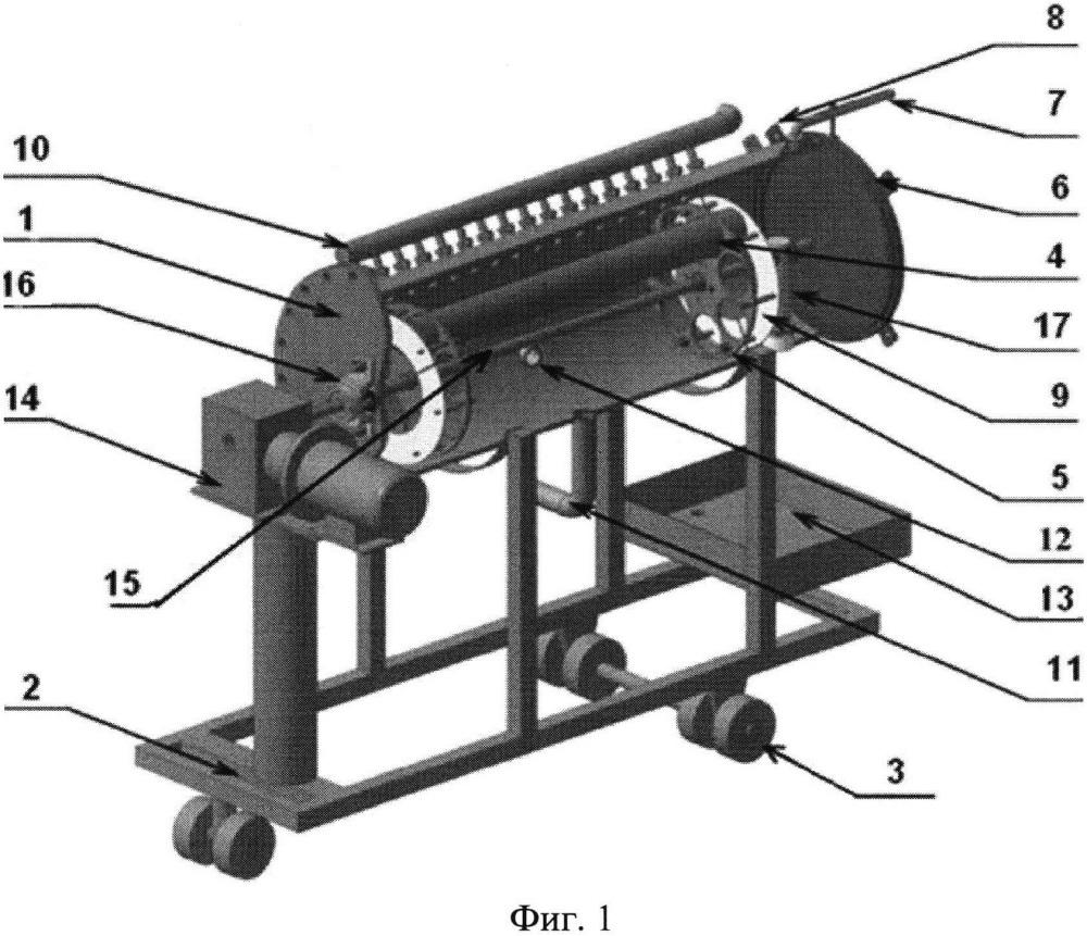 Установка очистки и промывки фильтр-патронов