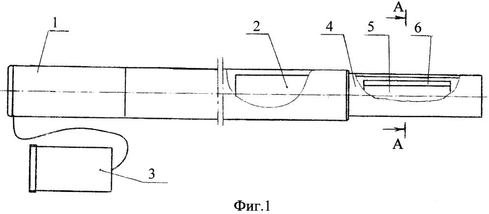 Устройство для измерения размеров капель в водовоздушных потоках