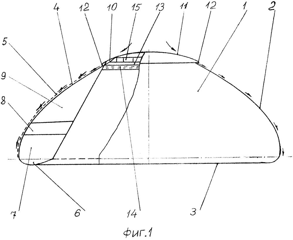 Летательный аппарат с вертикальным взлетом и посадкой