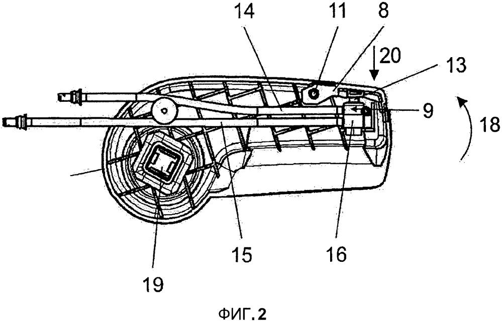 Сиденье транспортного средства с регулировкой положения наклона спинки, а также подгонкой под плечи