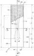 Абсорбирующая сердцевина с высоким содержанием суперабсорбирующего материала