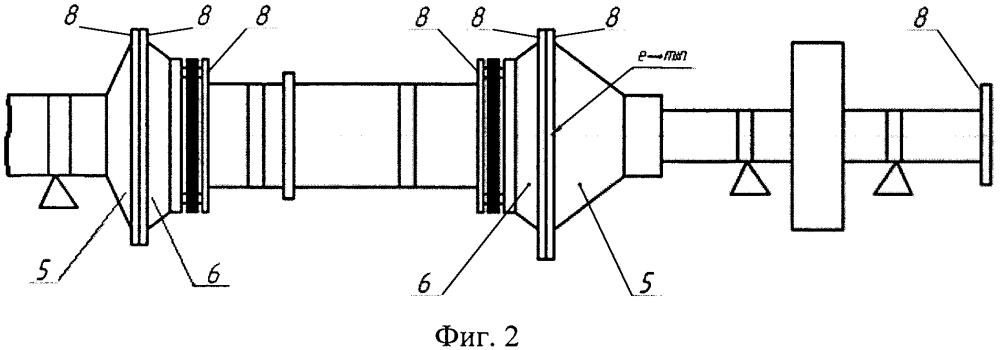 Способ сборки валопровода