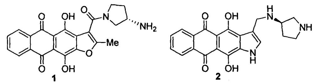 Новые производные гетероаренантрацен-2-карбоксамидов, ингибирующие опухолевый рост
