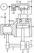 Способ обеспечения действия тандемного двухтактного двигателя энергией продуктов сгорания из общей внешней камеры сгорания
