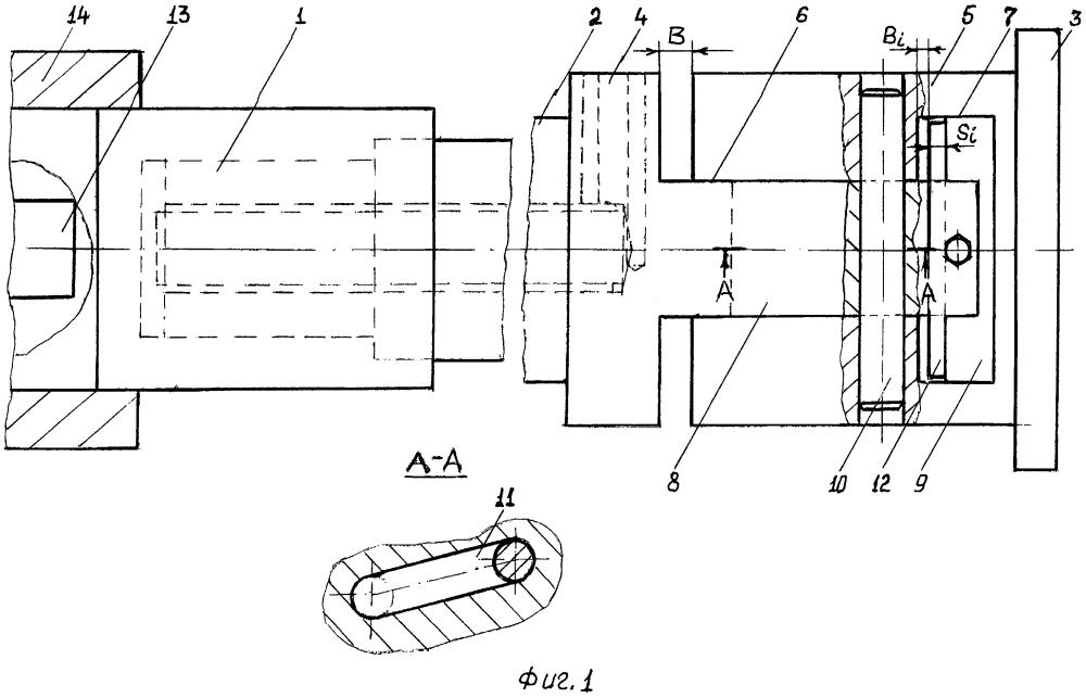 Шток горизонтальной машины литья под давлением (гмлпд)