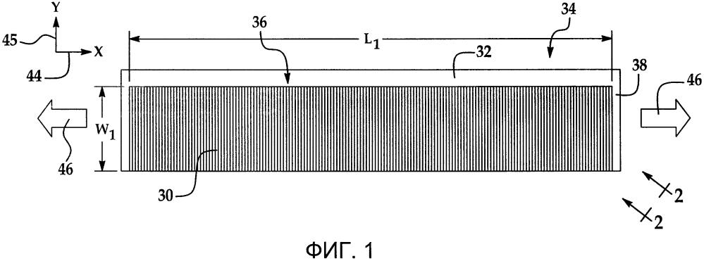 Способ изготовления криволинейной композитной конструкции с использованием композитной предварительно пропитанной ленты