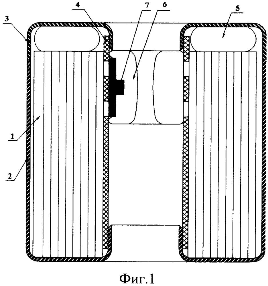 Модуль модульного метательного заряда к артиллерийским орудиям безгильзового заряжания (варианты)