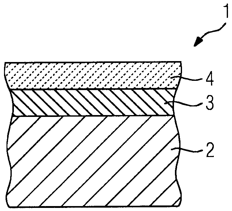 Защитное покрытие и компонент газовой турбины с таким покрытием