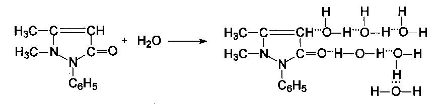 Новый вариант расслаивания в системе антипирин (ап) - вода - сульфат натрия