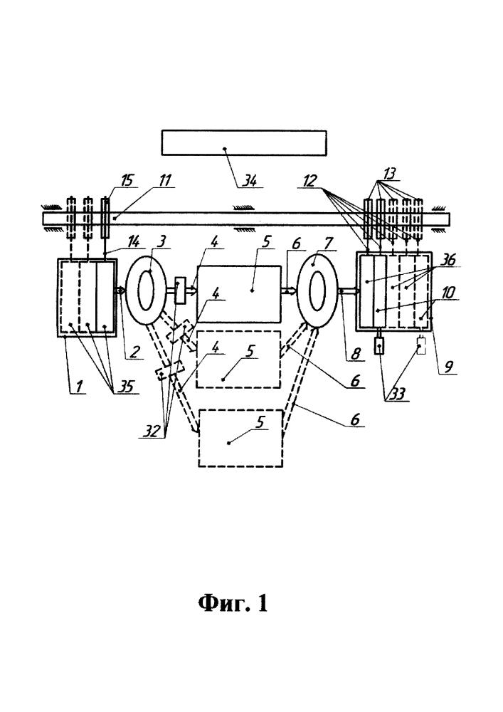 Силовая установка и парогазогенератор для этой силовой установки (два варианта)
