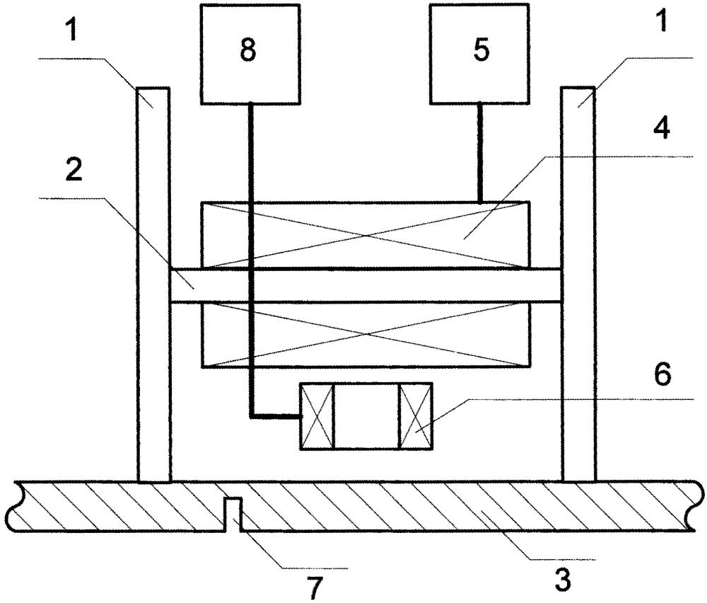 Электронный магнитографический дефектоскоп