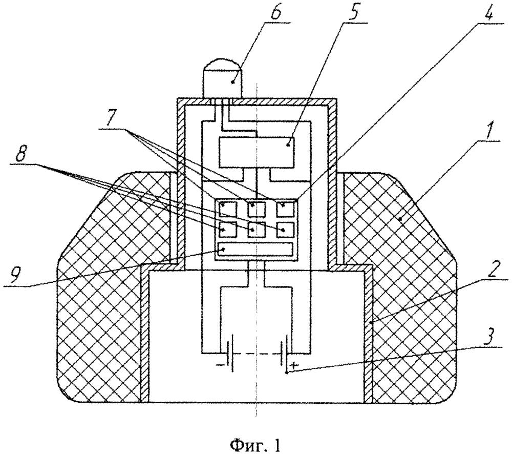 Волномерный буй с инерциальным измерительным модулем на основе микромеханических датчиков