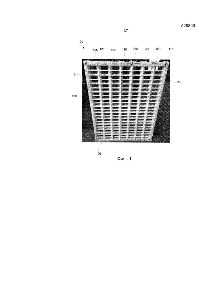 Просеивающее устройство, содержащее элементы каркаса с наклонной поверхностью или наклонными поверхностями
