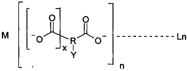 Люминесцентный комплекс лантанида и изделия и чернила, содержащие такой люминесцентный комплекс