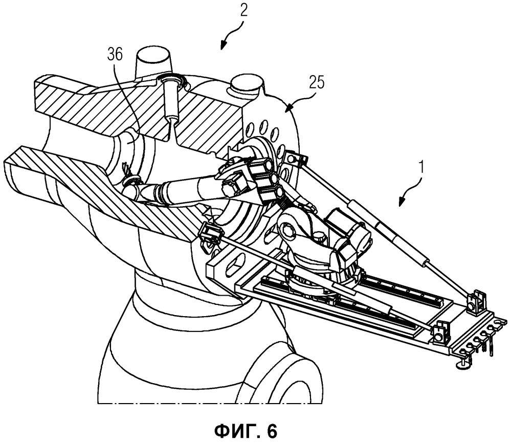 Устройство для механической обработки клапанов и способ механической обработки клапана