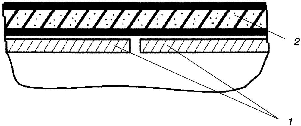 Узел стыковки стержней армокаркаса строительной конструкции