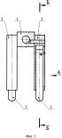 Сошка стрелкового оружия
