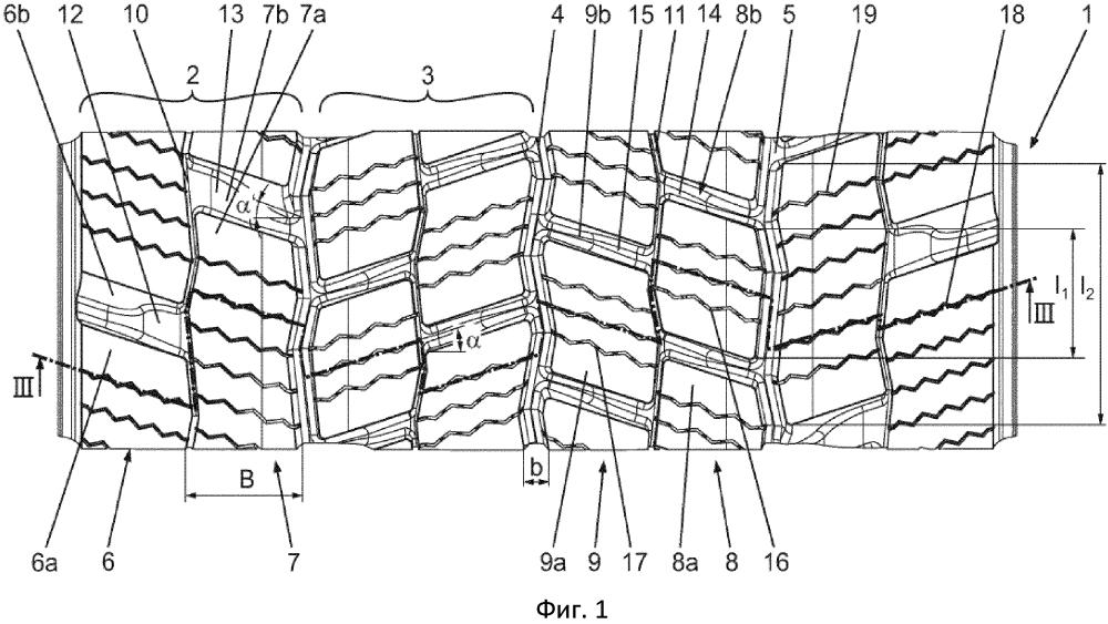 Пневматическая автомобильная шина