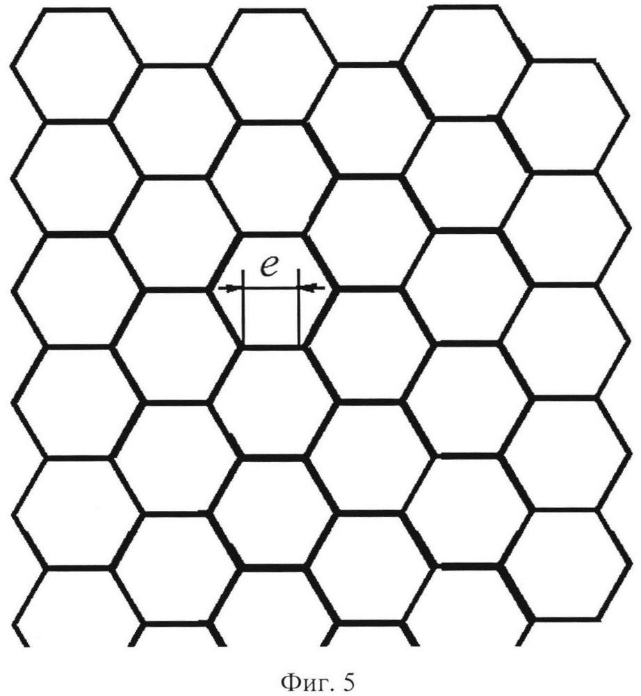 Способ изготовления полимерной георешетки