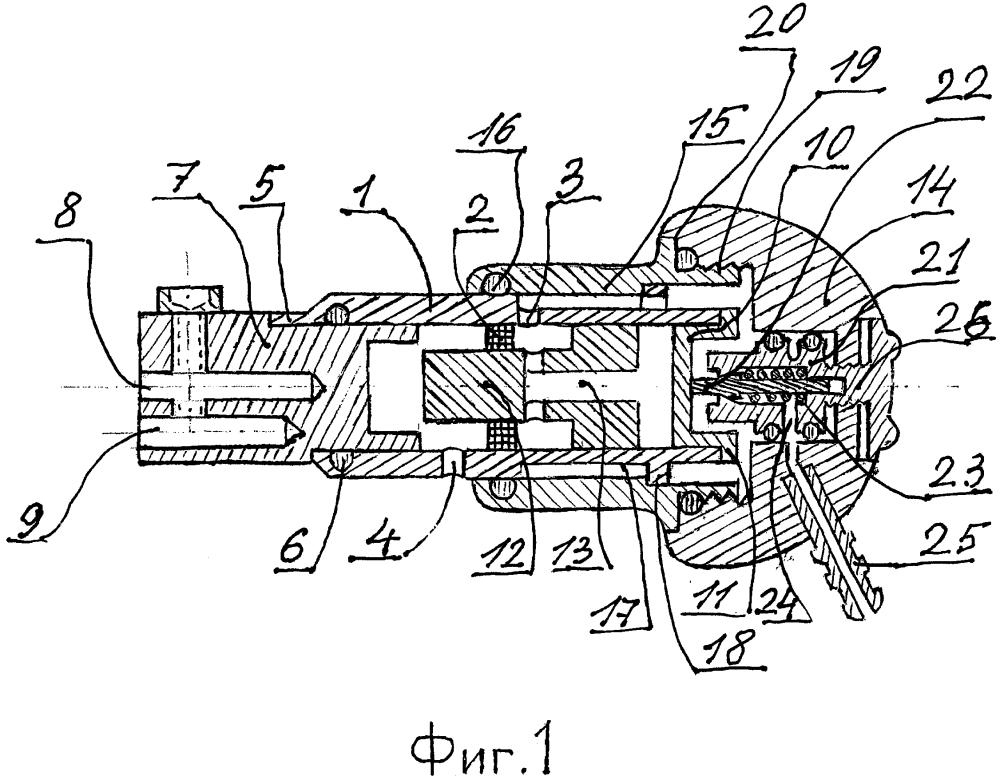 Пневматический ручной ударный инструмент для граверных работ