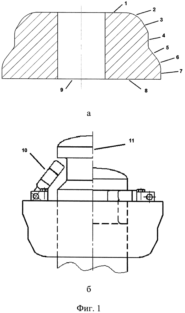 Пуансон для отбортовки ответвления в стенке трубной заготовки (варианты)