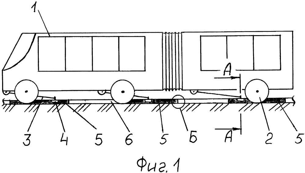 Троллейбус и система его электроснабжения