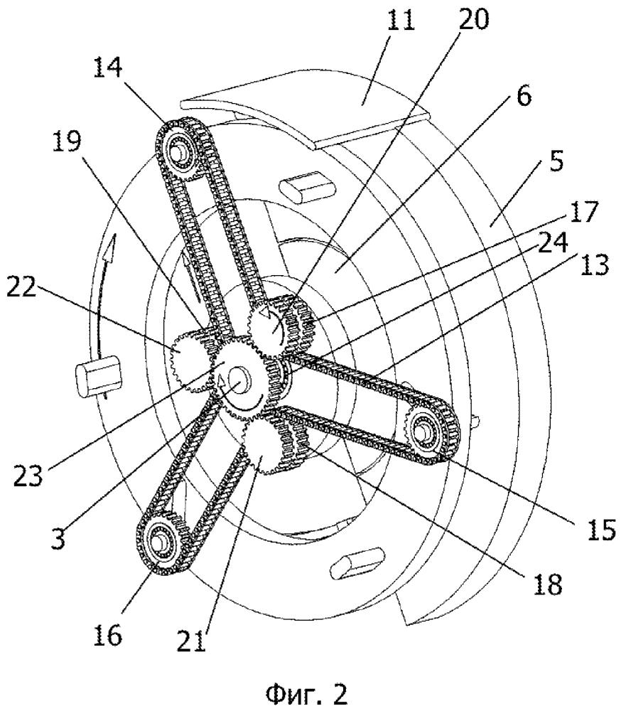 Электромагнитный тормоз с универсальной самоцентрирующейся системой