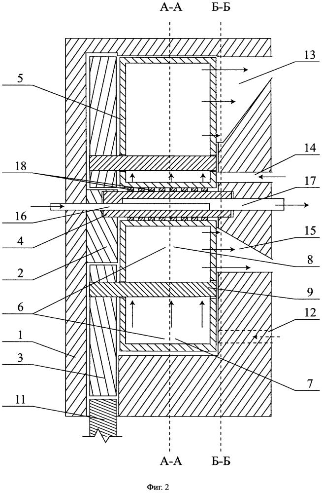 Роторно-лопастная машина (варианты)