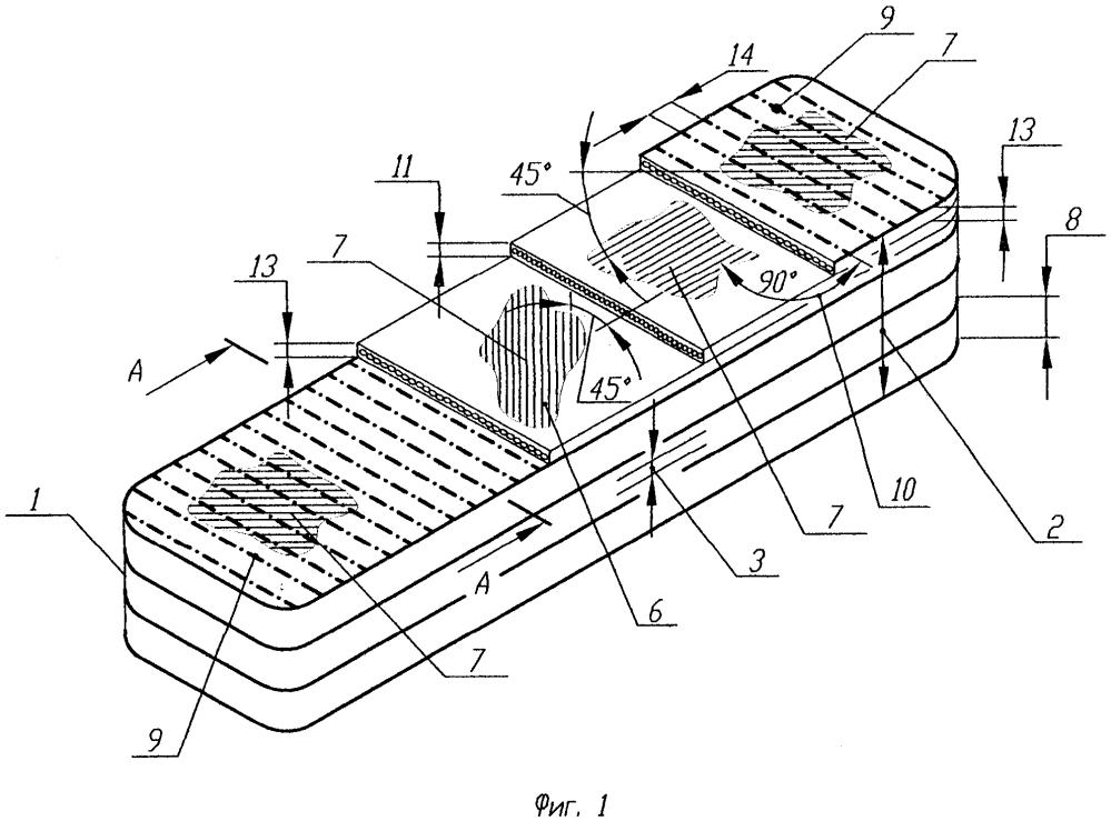 Способ изготовления бронепанели из полимерных композитов и бронепанель из полимерных композитов