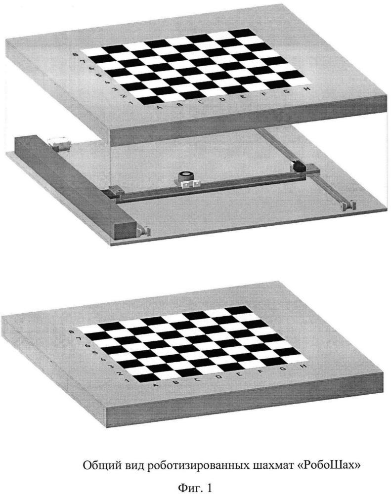Роботизированные шахматы робошах