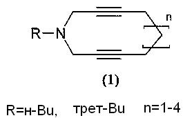 Способ получения 1-алкил-1-азациклоалкадиинов