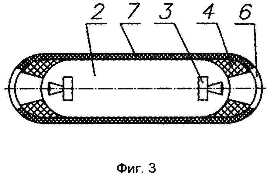 Сменный магнитоуправляемый каркас для активной эндоскопической капсулы для проведения обследования желудочно-кишечного тракта