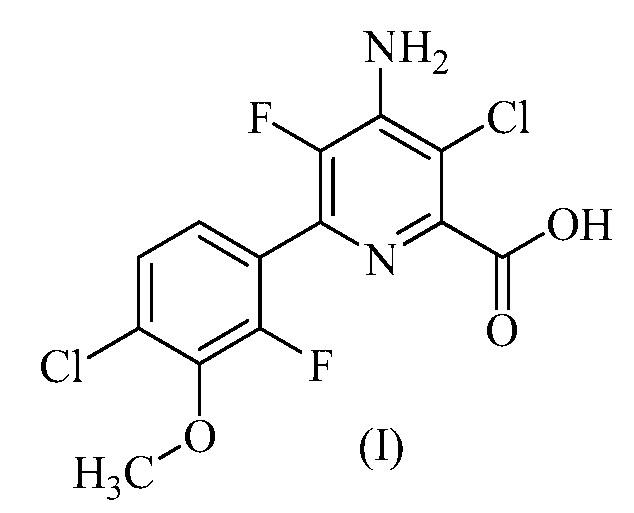 Гербицидные композиции, содержащие 4-амино-3-хлор-5-фтор-6-(4-хлор-2-фтор-3-метоксифенил)пиридин-2-карбоновую кислоту или ее производное и ингибитор протопорфириногеноксидазы
