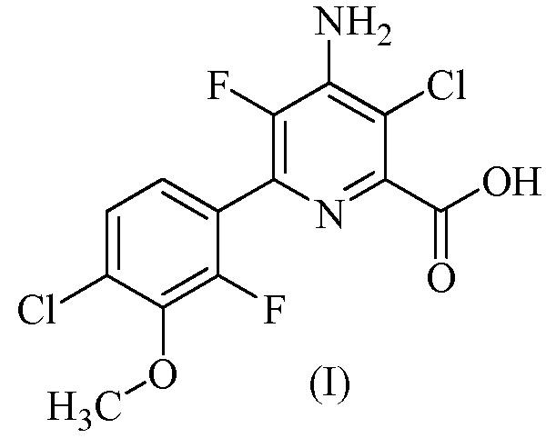 Антидотные гербицидные композиции для применения в рисе