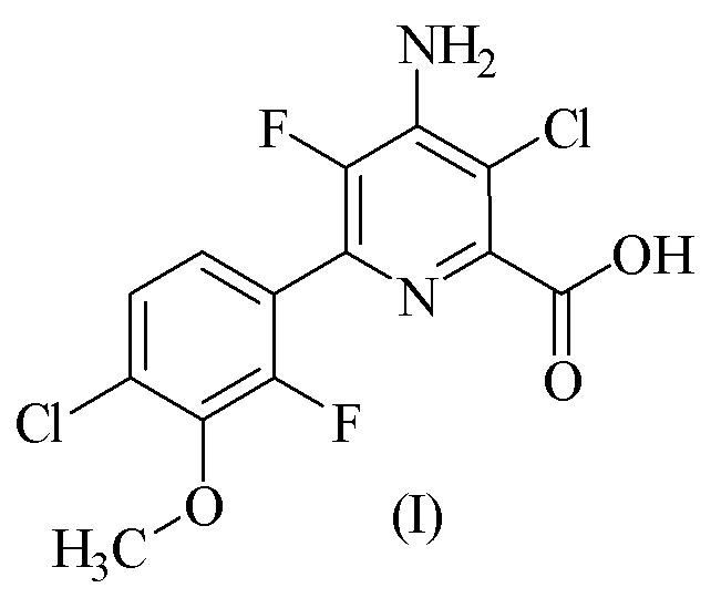 Гербицидные композиции, содержащие 4-амино-3-хлор-5-фтор-6-(4-хлор-2-фтор-3-метоксифенил)пиридин-2-карбоновую кислоту или ее производные и кломазон